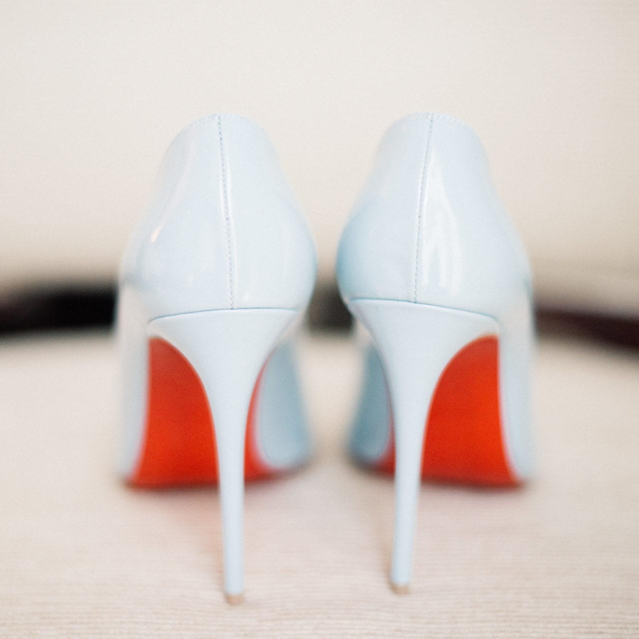 Something Blue – Wedding Shoes