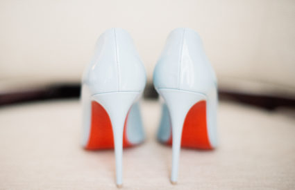 Something Blue – Wedding Shoes