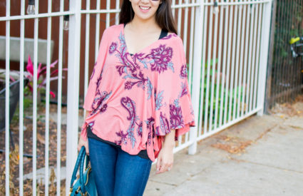 Boho Tops For Fall
