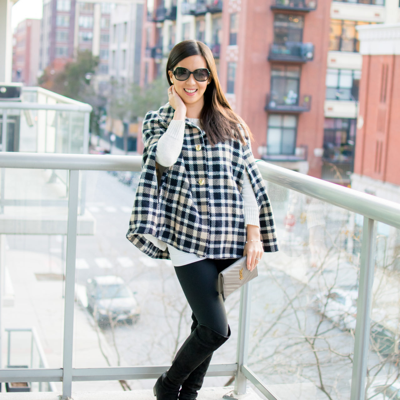 Outfit of the Day 11.21.17 – Capes
