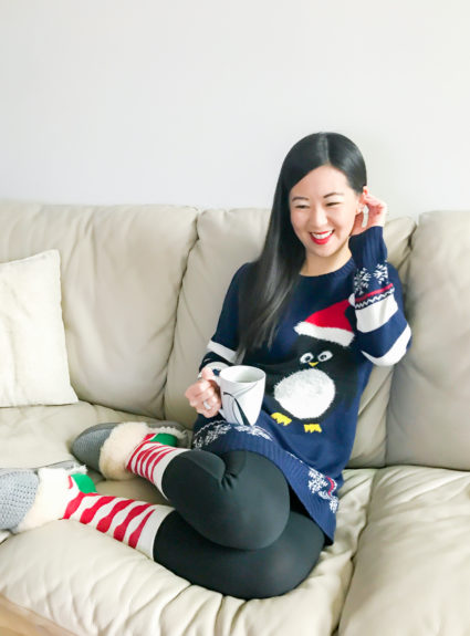 Cute (Ugly) Christmas Sweaters