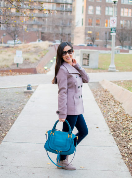Outfit of the Day 12.4.17 – A Really Affordable Coat