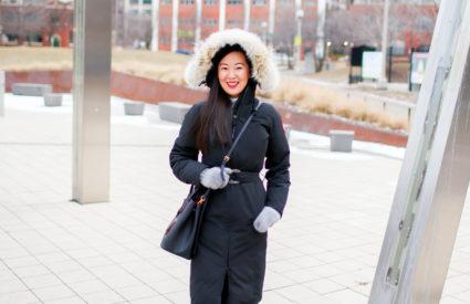 My Freezing Cold Weather Uniform