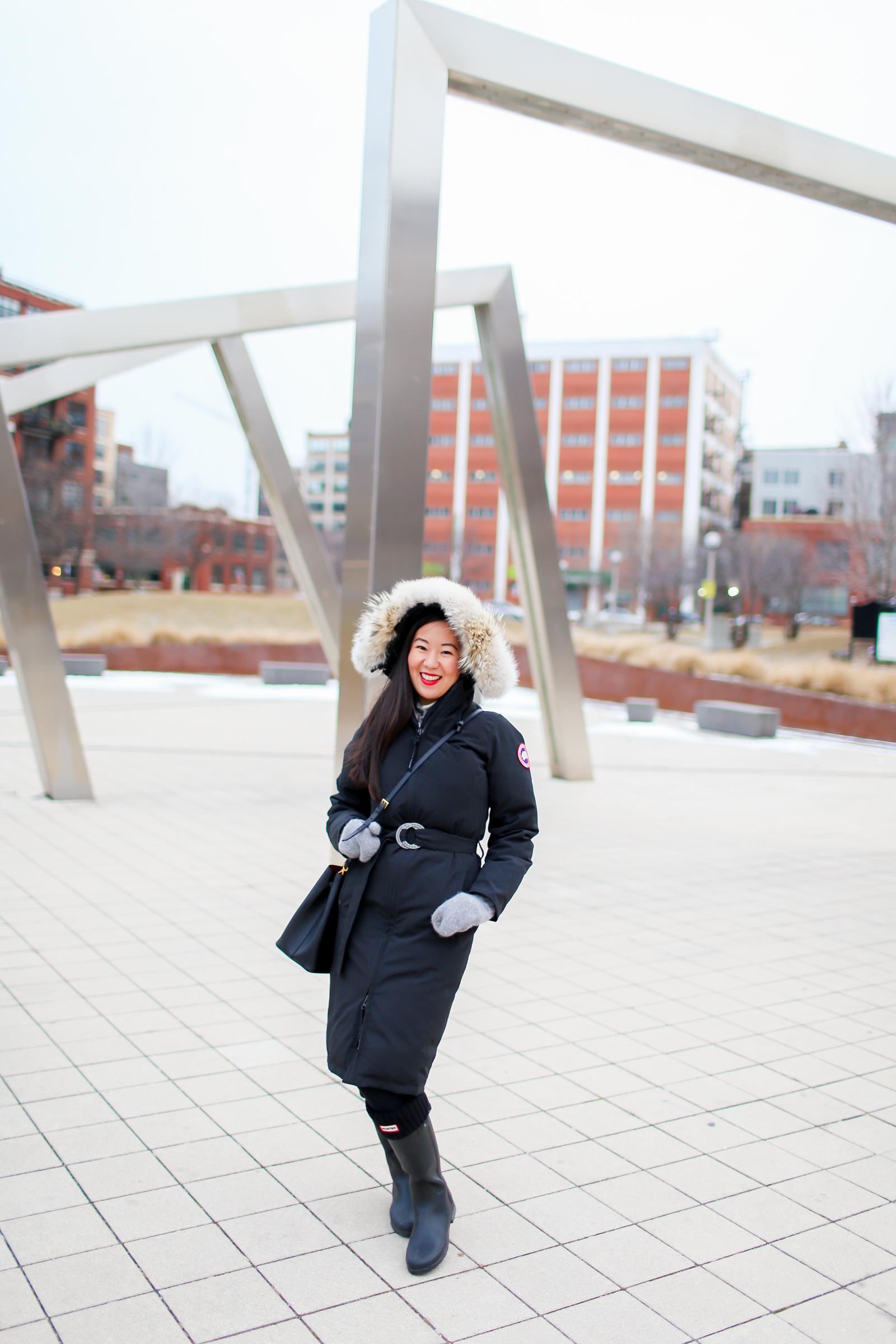 c8451af9907 Is a Canada Goose Coat Worth It? - Tia Perciballi Fashion ...