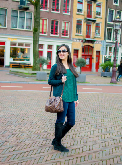 Outfit of the Day 1.10.18 – Amsterdam