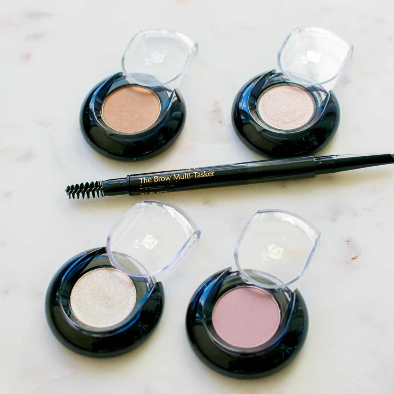 Beauty Finds – Lancôme Color Design Sensational Effects Eyeshadows & Estée Lauder Brow Multi-Tasker