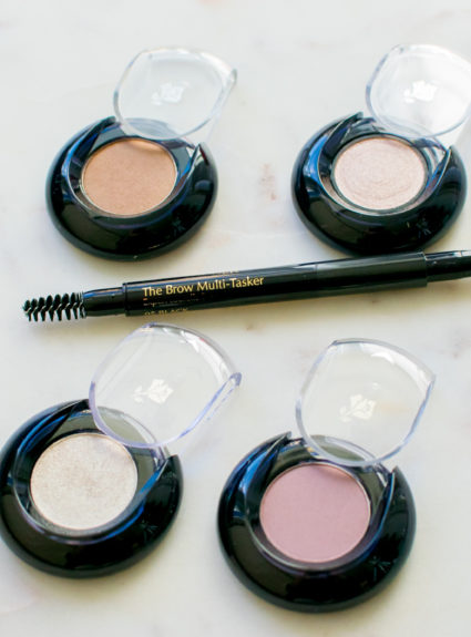 Beauty Finds – Lancôme Color Design Sensational Effects Eyeshadows & Estée Lauder Brow Multi-Tasker