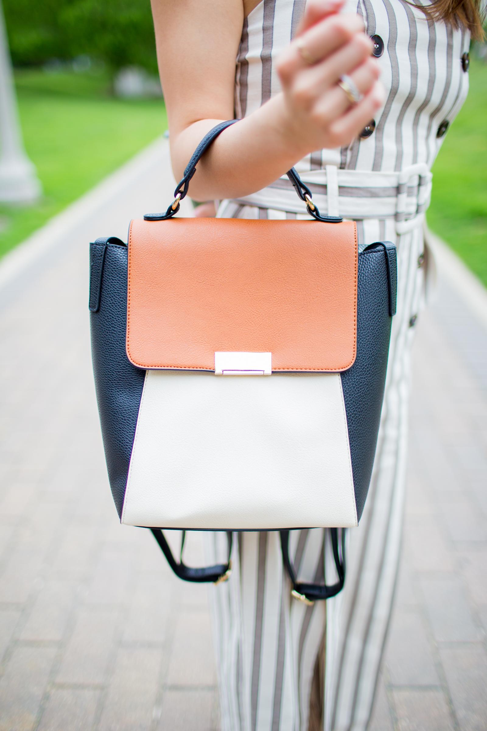 a10086747b64 colorblock mini backpack tia perciballi chicago fashion and lifestyle blog
