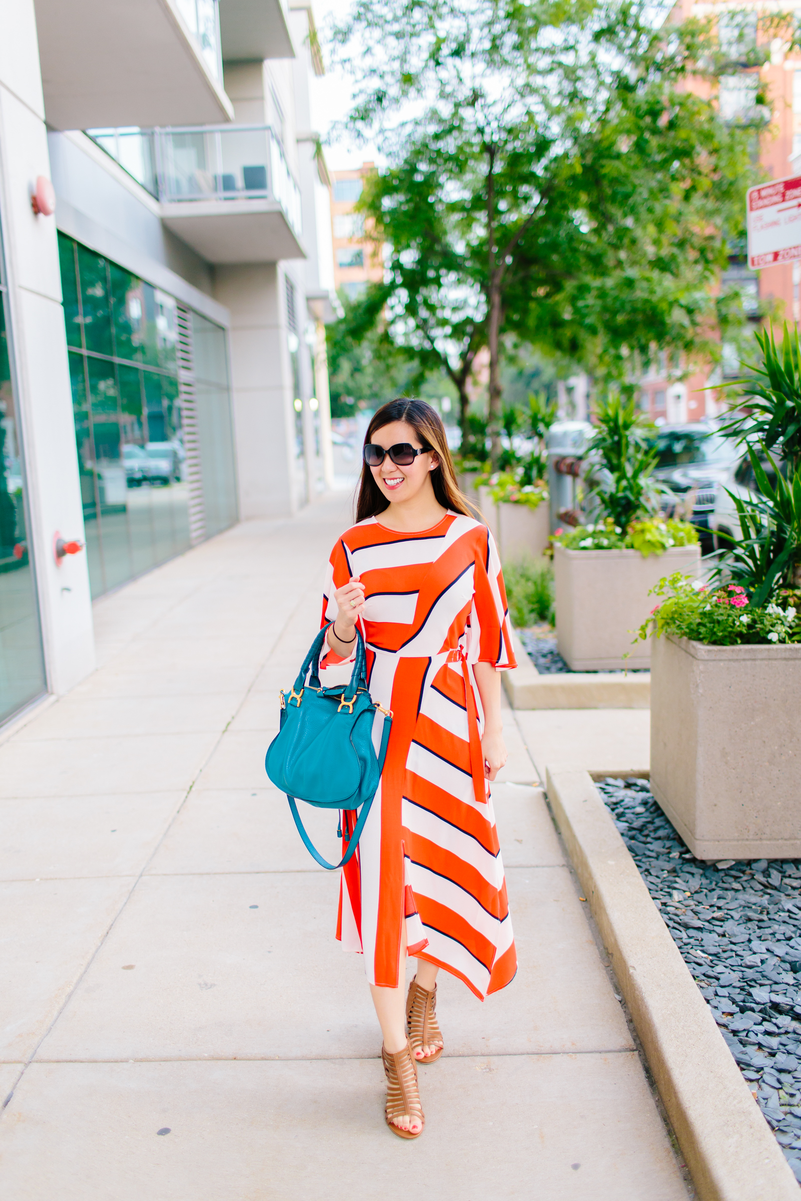 fa7f14e0c69 A Summer Style Tip for Petite or Short Women - How to Avoid Going to the