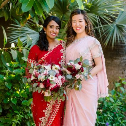 An Indian Inspired Desert Wedding