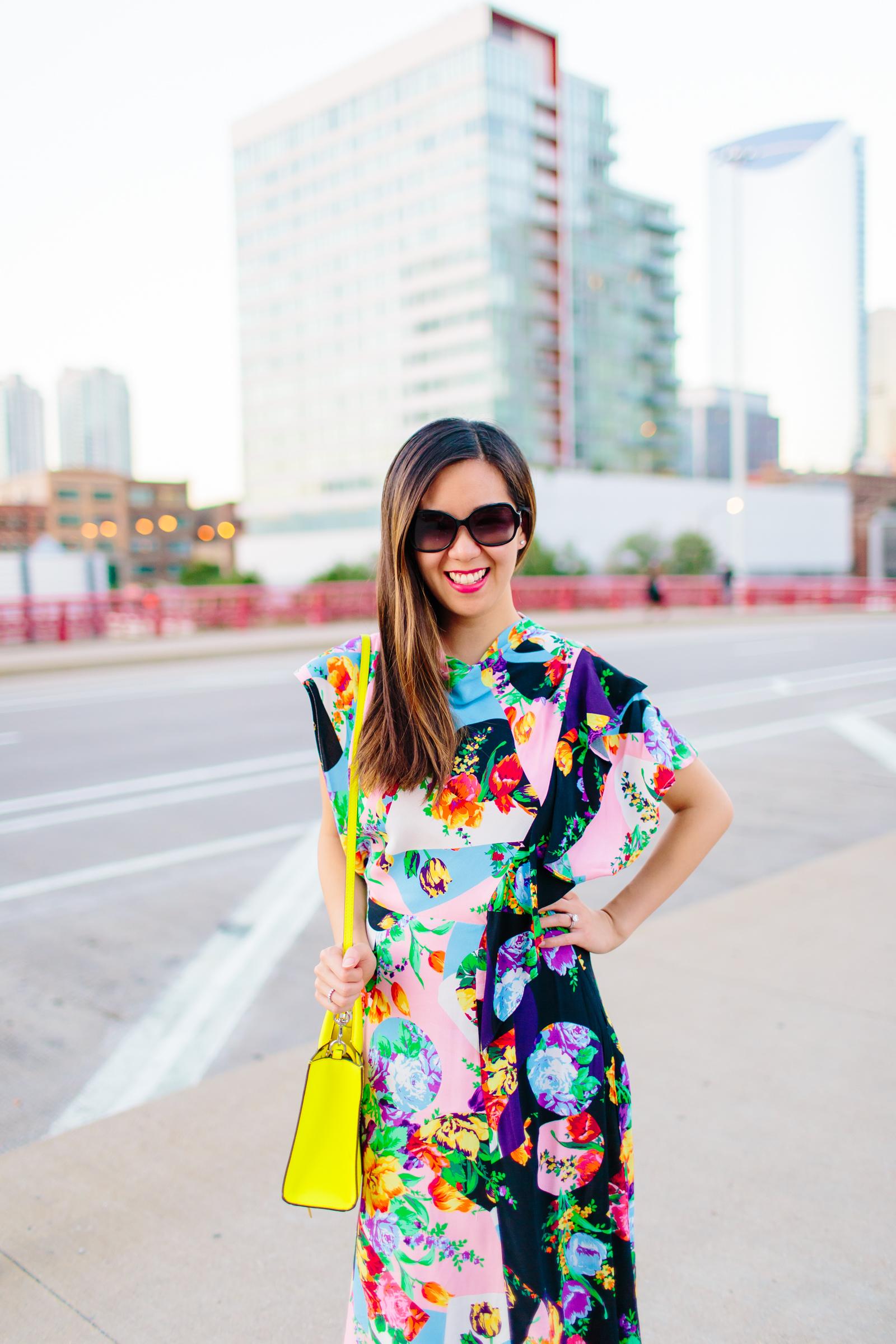 9c90a05849c0 Floral Midi Dress Topshop – DACC