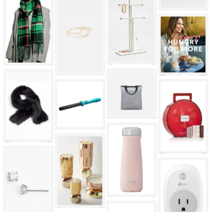 Under $50 Holiday Gift Guide for Girlfriends